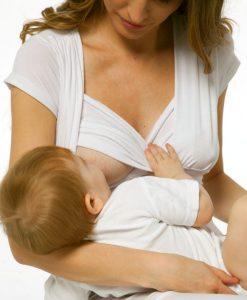 Remera Mom para embarazadas